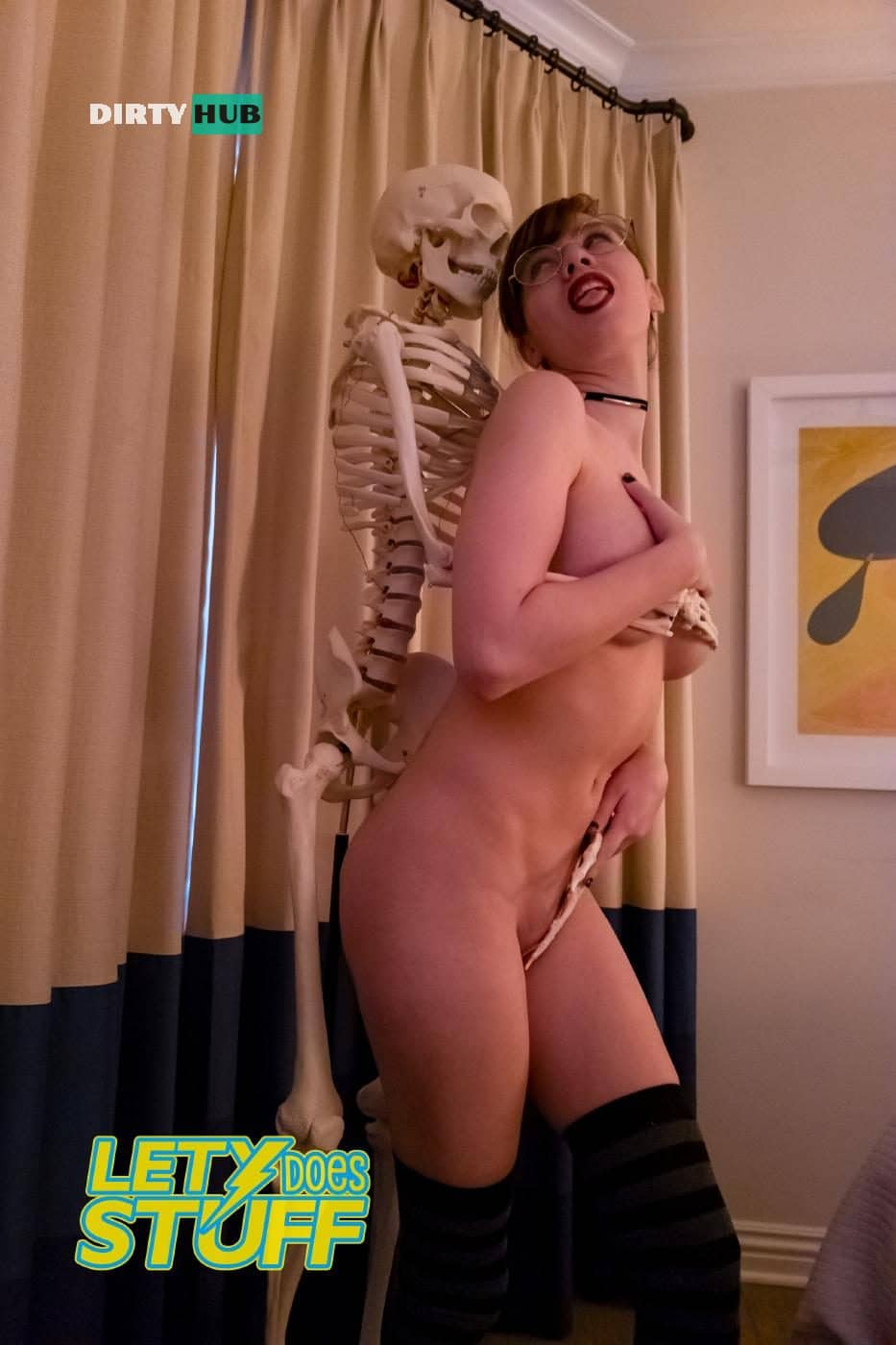 Lety Does Stuff Nude, Dirtyhub